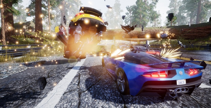 The new game from the authors of Burnout will be released only in the Epic Games Store