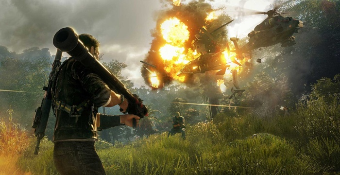 Just Cause 4's defense was hacked a day after the game was released