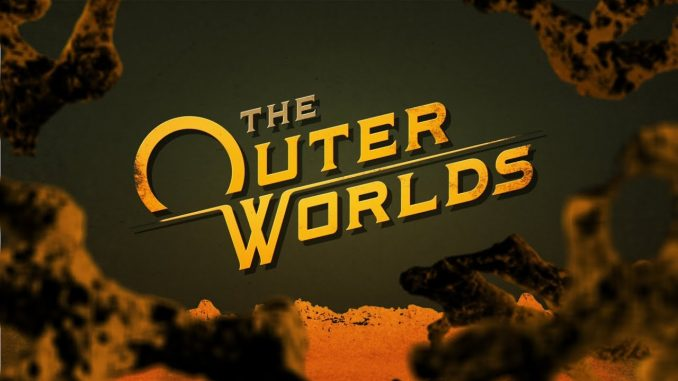 Obsidian announced its new RPG The Outer Worlds