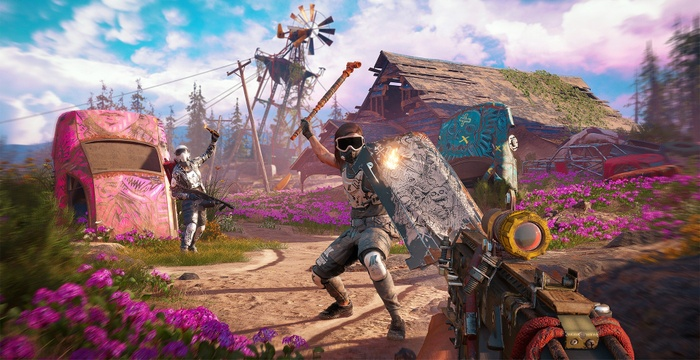 Ubisoft unveiled Far Cry: New Dawn