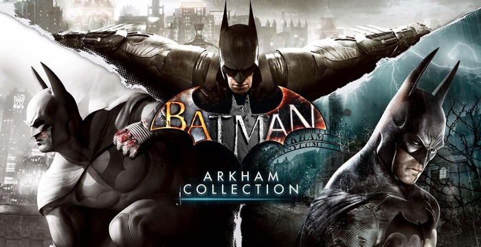Batman: Arkham games will be reissue again