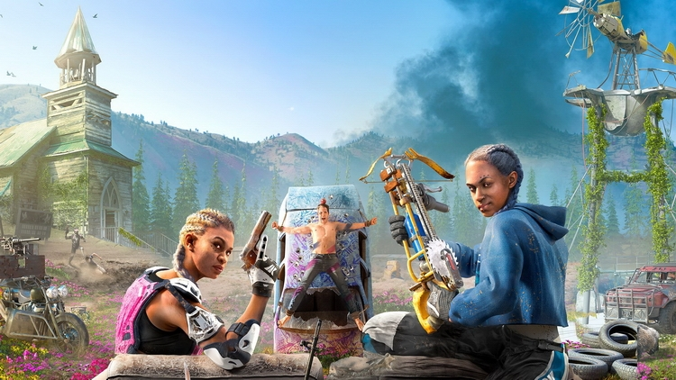 "In Far Cry: New Dawn will appear ""light RPG-elements"""