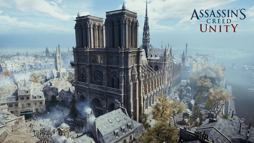 Ubisoft will donate 500 thousand euros for the restoration of Notre Dame