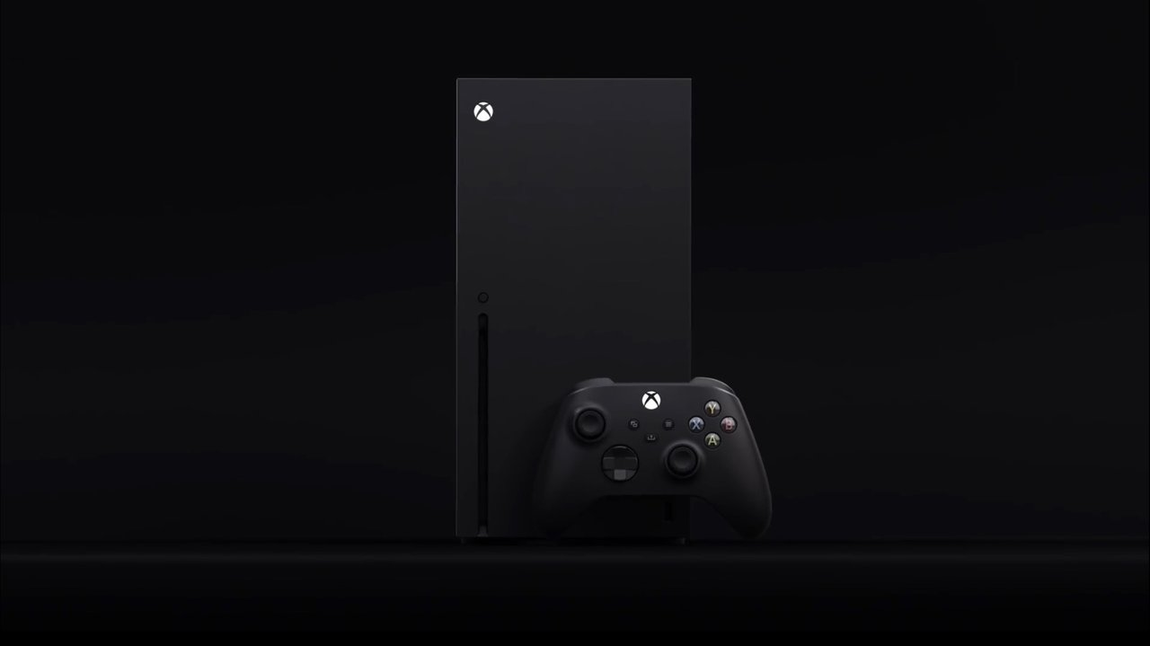 Microsoft has revealed the new Xbox Series x console for the first time