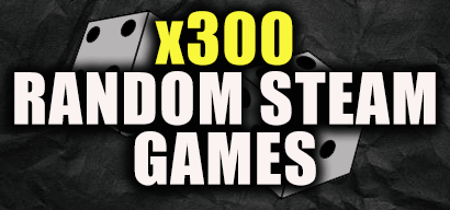 Buy x300 Random steam keys